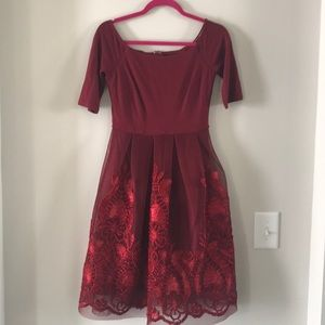 Anthropologie Dress Size S